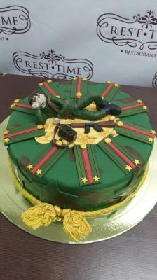 Торт Аты-Баты 2кг