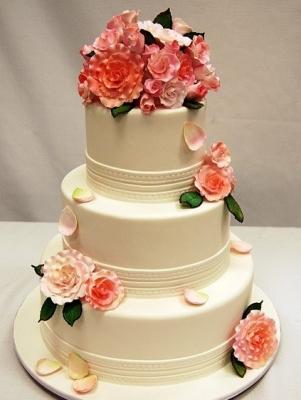 Торт Свадебный №277 10кг