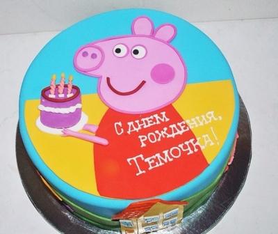 Детский тортик  №65 2кг