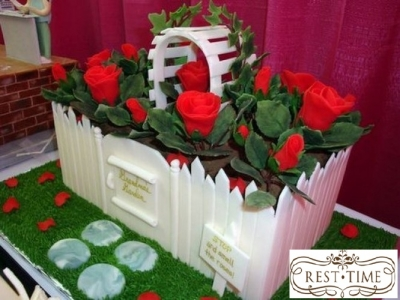 Розовый сад 2,5кг