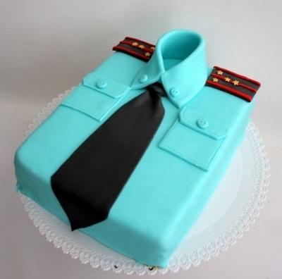 Торт Для капитана 2,5кг