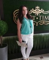 Ведущая Анна Тимиршаехова