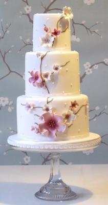 Торт Свадебный №282 10кг