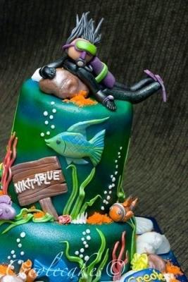 Торт Подводный №2 5кг