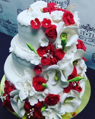 Торт Свадебный №12 8 кг