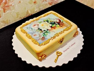 Торт Ларец 2 кг