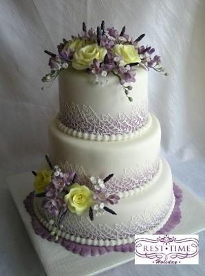 Торт Свадебный №288 10кг