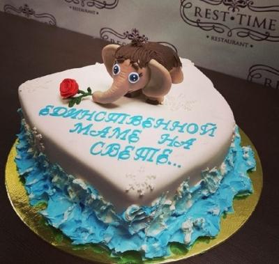 Торт Мамонтенок за кг