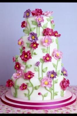 Торт праздничный №287 12кг