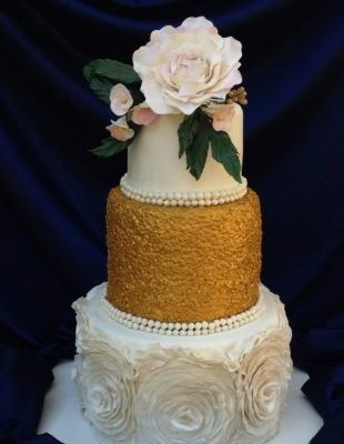 Торт Свадебный №56 за 1кг