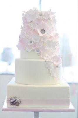 Торт Свадебный №57 за 1кг
