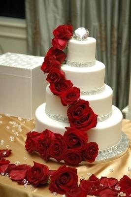 Свадебный торт №72 1кг