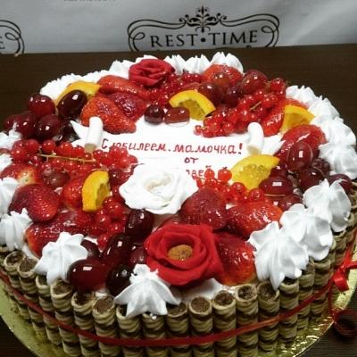 Торт Для мамочки  2,5 кг