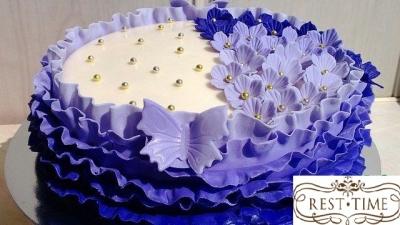 Торт Ксения 3 кг