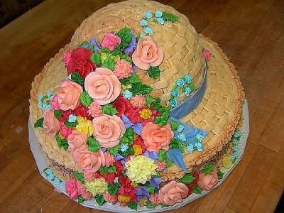 Торт Шляпка 4 кг