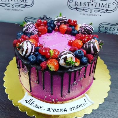 Торт Фруктовый №1 2кг