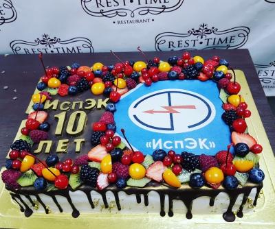 Торт корпоративный за кг