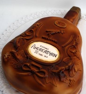 Торт Hennessy 2кг