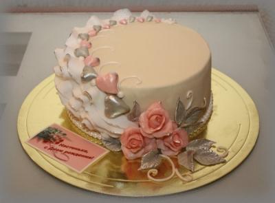 Торт праздничный №500 2кг