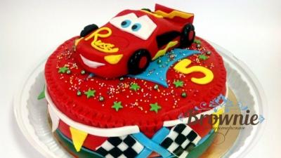 Торт Молния Маквин за 1кг