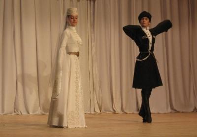 Лизгинка 1 танец