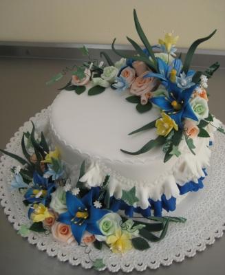 Торт Флорист 2,5кг