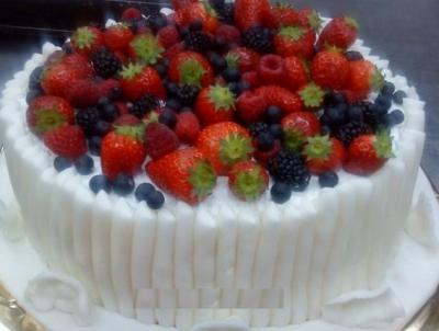 Торт Белое облако 2кг