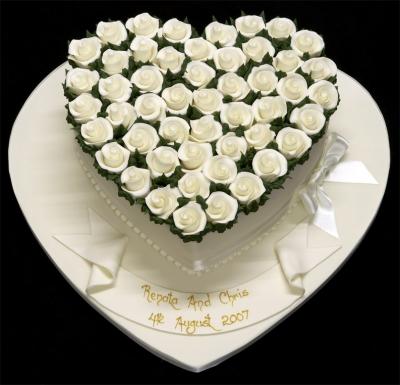 Торт Свадебный букет 4кг