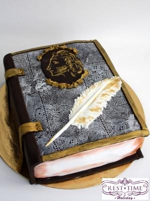 Торт книга №4 2кг