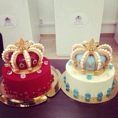 Торт Корона №2 5кг