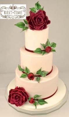 Свадебный торт №76 11кг