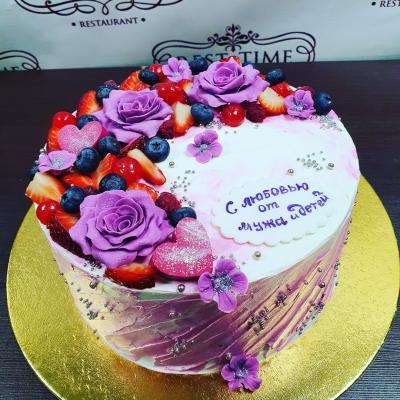 Торт праздничный №35 2кг