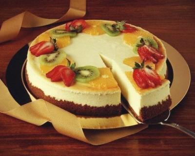 Торт Ягодный чизкейк 1,6кг