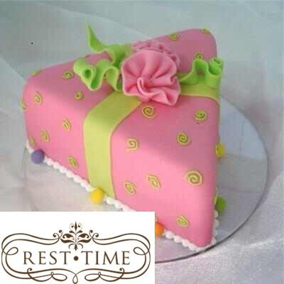 Торт Лакомый кусочек 2 кг