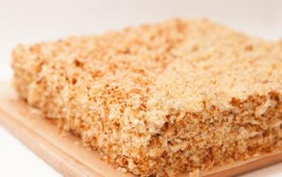 Торт Медовое облако 1,3кг