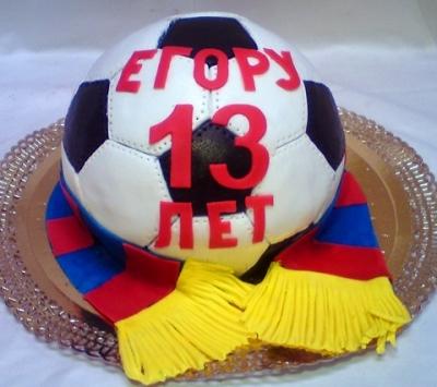 Торт Футбол 2,5кг