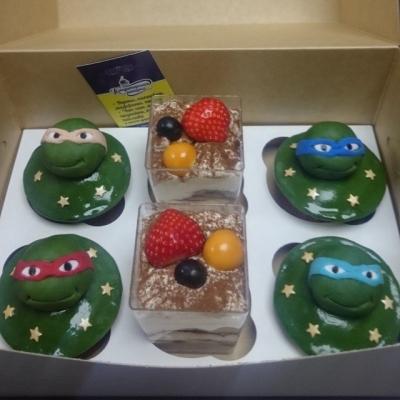 Набор десертов №1, 6 шт
