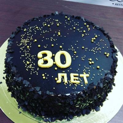Торт Ночное небо 2кг