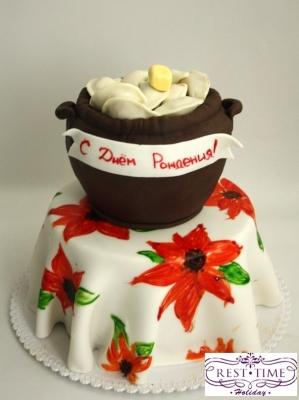 Торт Вареники 2кг