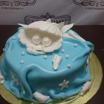 Торт Две жемчужины 2,5 кг