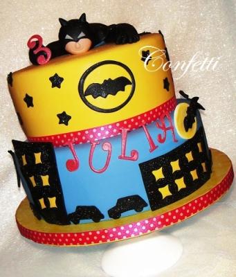 Торт Бэтмен за 1кг