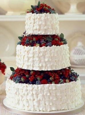 Торт Снежный каскад 8кг