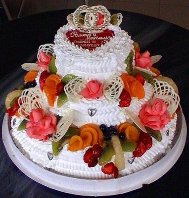 Торт Любовь 7кг
