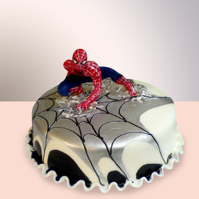 Торт Человек Паук за 1 кг
