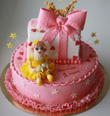 Торт Подарочек за 1кг