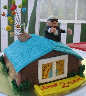 Детский тортик  №103 за1кг