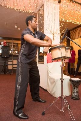 Шоу африканских барабанов