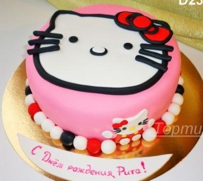 Детский тортик №105 за1кг