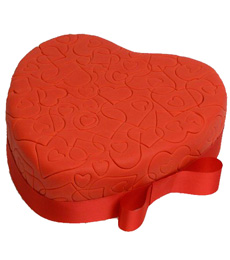 Торт Святой Валентин 2кг