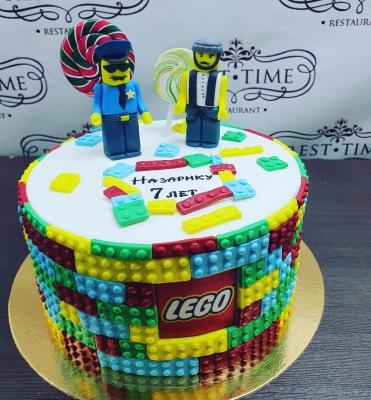 Торт детский Лего за кг
